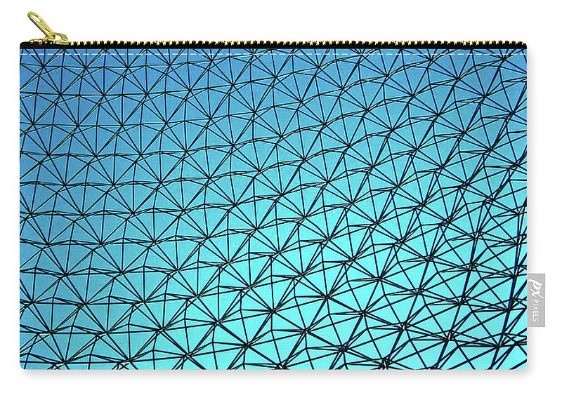 North America Carry-all Pouch featuring the photograph Montreal Biosphere by Juergen Weiss