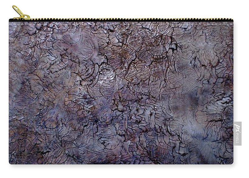 Martinadibella Carry-all Pouch featuring the painting Moonlight by Martina Di Bella
