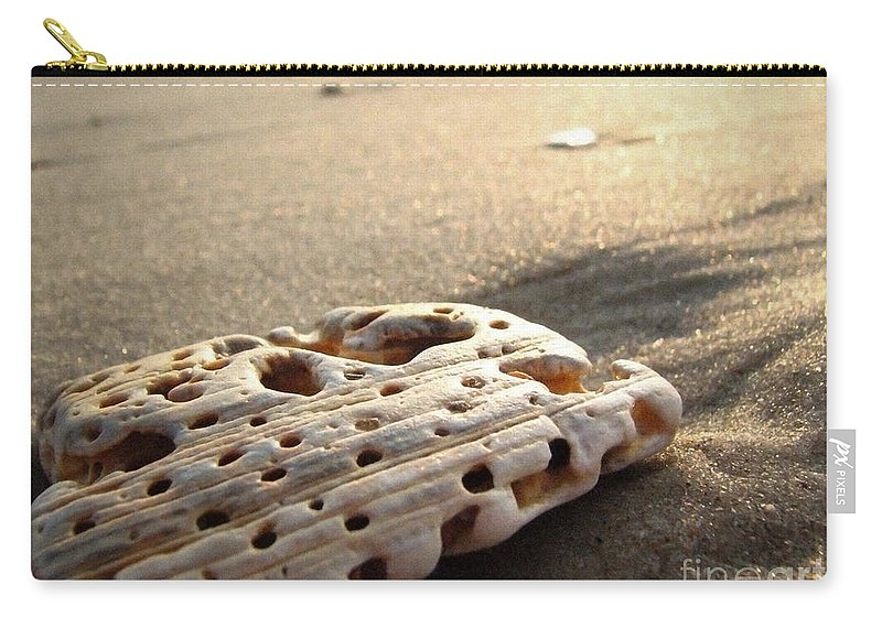 Landscape Carry-all Pouch featuring the photograph Morning Glow by Todd A Blanchard