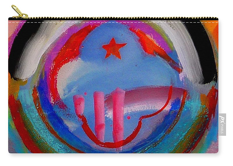 Logo Carry-all Pouch featuring the painting Morning Light by Charles Stuart
