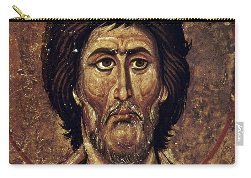 13th Century Carry-all Pouch featuring the photograph Moses by Granger