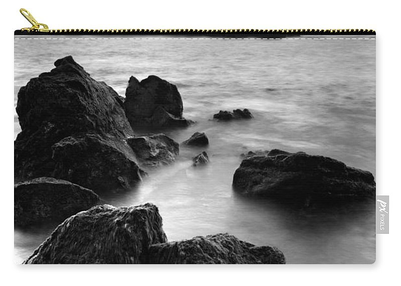 Azoren Carry-all Pouch featuring the photograph Mosteiros Islets by Gaspar Avila