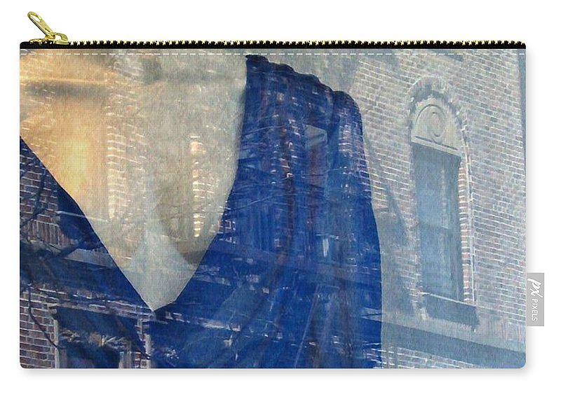 Reflection Carry-all Pouch featuring the photograph Mother House by Sarah Loft