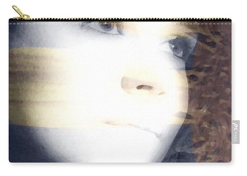 Modern Carry-all Pouch featuring the photograph Mother Nature by Amanda Barcon