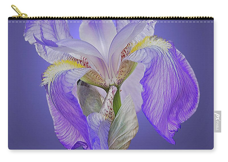 Mother Carry-all Pouch featuring the photograph Mothers Day Card 7 by Michael Peychich