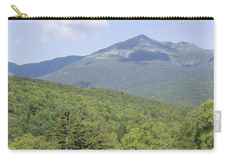 Presidential Carry-all Pouch featuring the photograph Mount Washington by Adam Gladstone