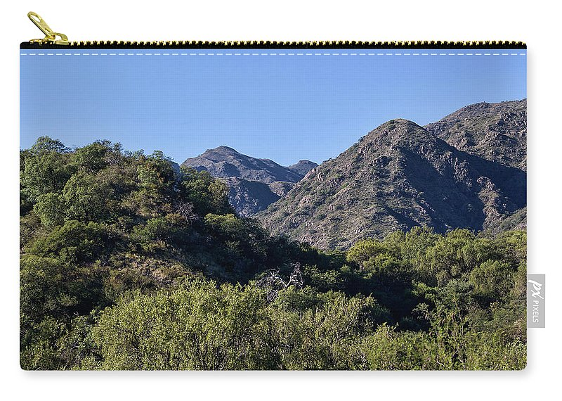 Mountains Carry-all Pouch featuring the photograph Mountains In Cordoba, Argentina by Pablo Rodriguez Merkel