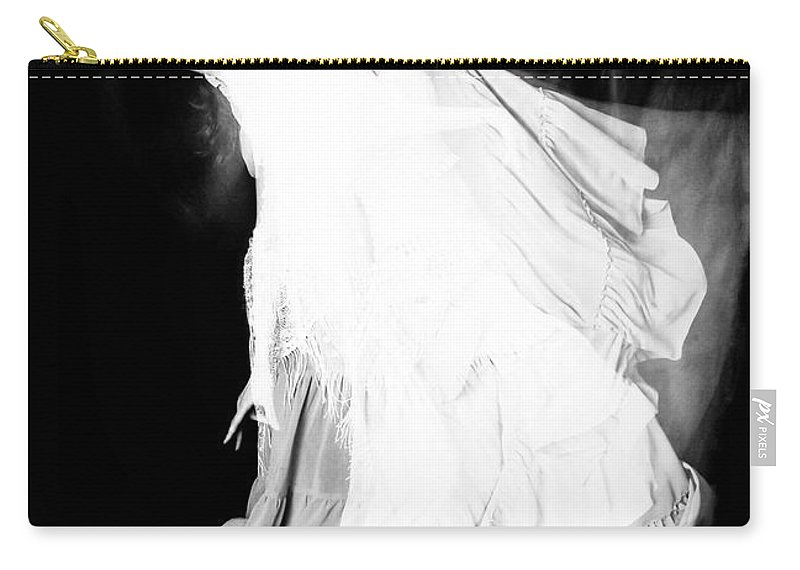 Dance Carry-all Pouch featuring the photograph Movement by Scott Sawyer