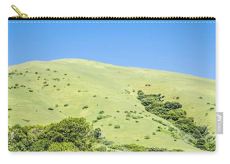 Forest Carry-all Pouch featuring the photograph Muir Woods Forest Drive By Nature Near San Francisco by Alex Grichenko