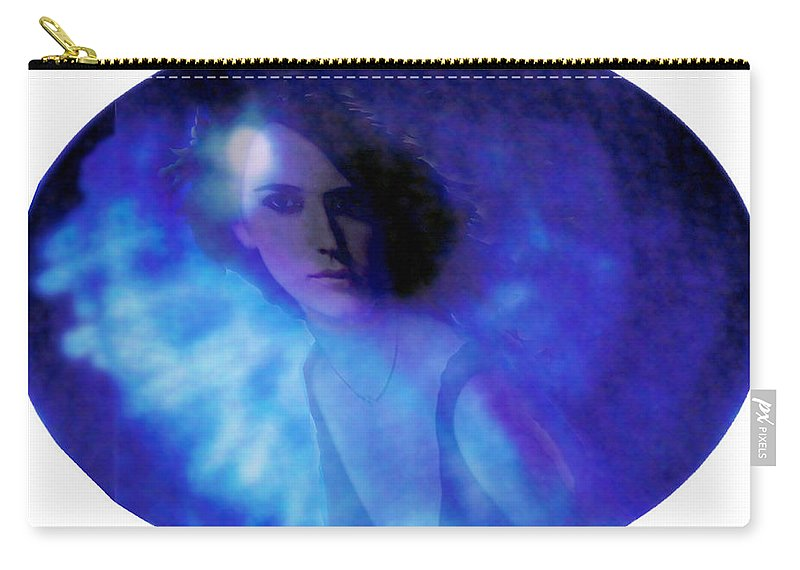 Abstract Carry-all Pouch featuring the photograph My Eye's Delight by Seth Weaver
