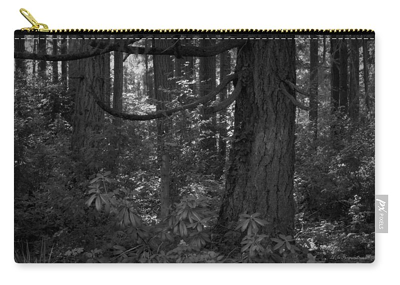 Nature Carry-all Pouch featuring the photograph My Heaven On Earth by Jeanette C Landstrom