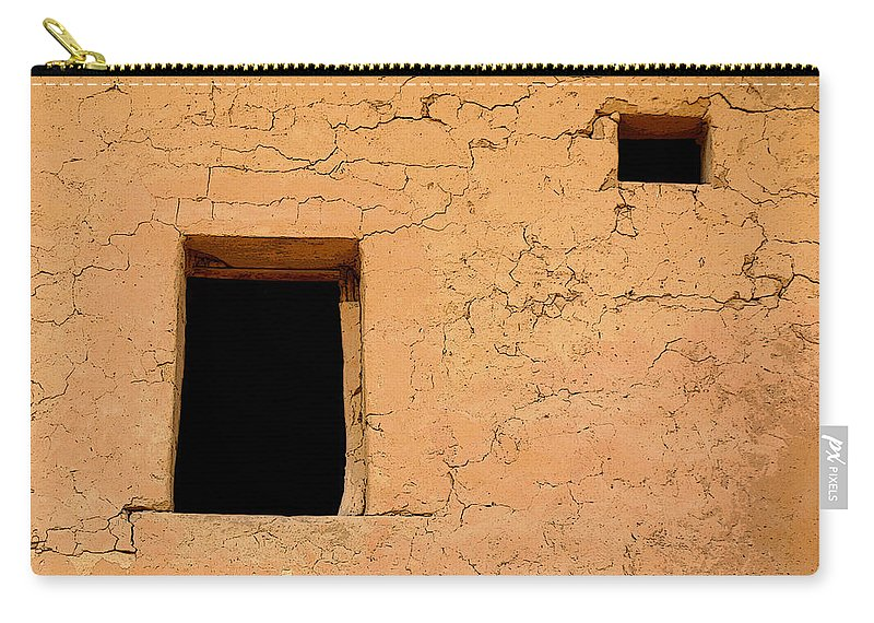 Adobe Carry-all Pouch featuring the photograph Mysterious Places by Joe Kozlowski
