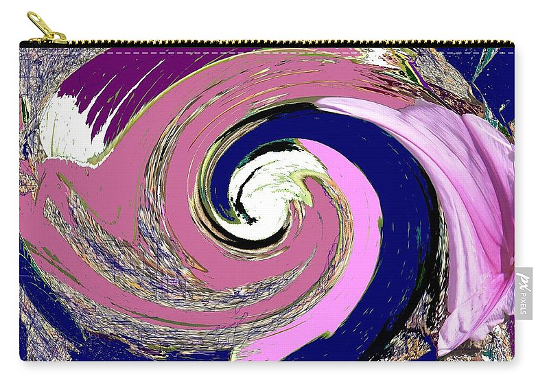 Abstract Carry-all Pouch featuring the photograph Mystic by Ian MacDonald