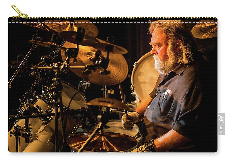Dave Carry-all Pouch featuring the photograph Nardo 144 by M K Miller