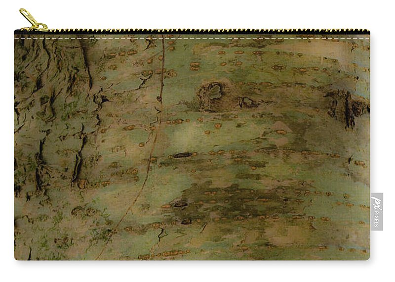 Joy Carry-all Pouch featuring the photograph Native Tree by Douglas Barnett