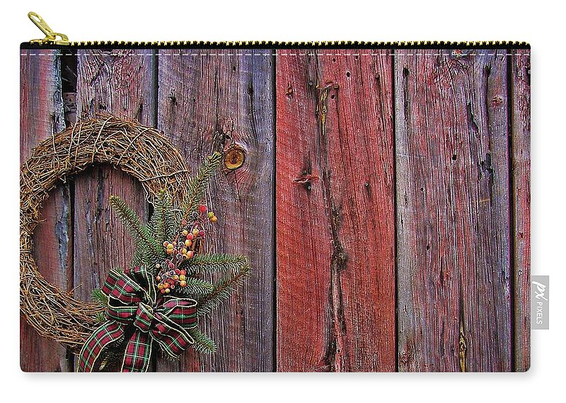 Barn Carry-all Pouch featuring the photograph Natural Sparkle by JAMART Photography