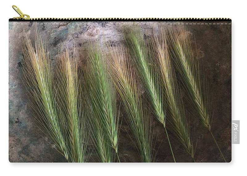 Photograpy Carry-all Pouch featuring the digital art Nature by Bags And Other Stuff