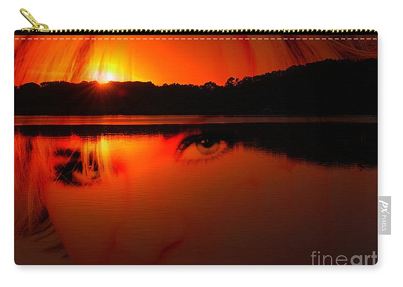 Clay Carry-all Pouch featuring the photograph Nautical Fantasy by Clayton Bruster