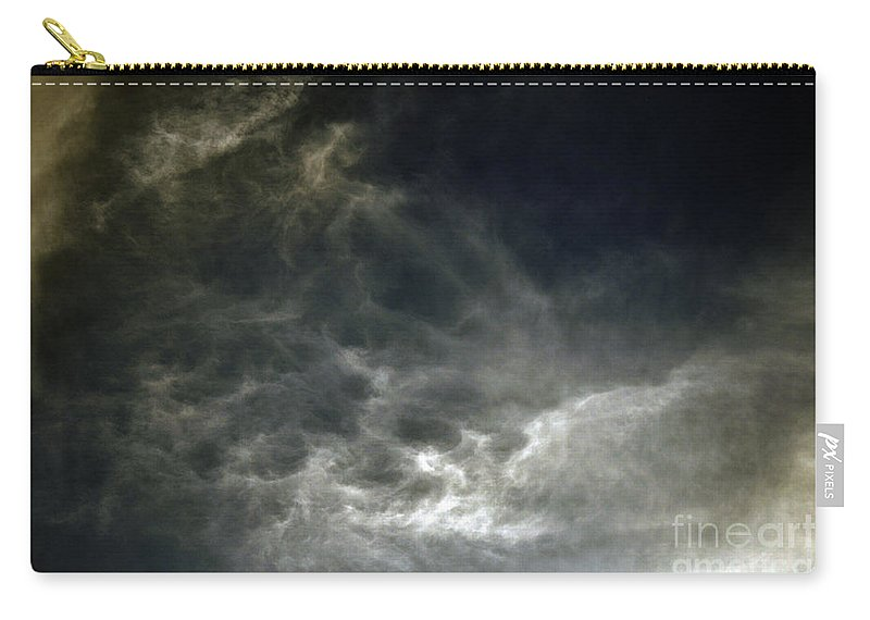 Clay Carry-all Pouch featuring the photograph Nebulis by Clayton Bruster