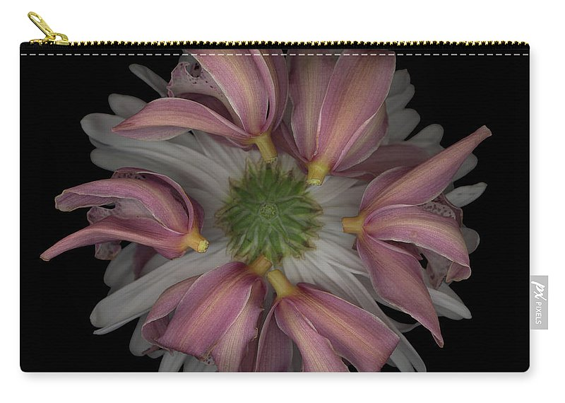 Carry-all Pouch featuring the photograph Nestled by Heather Kirk
