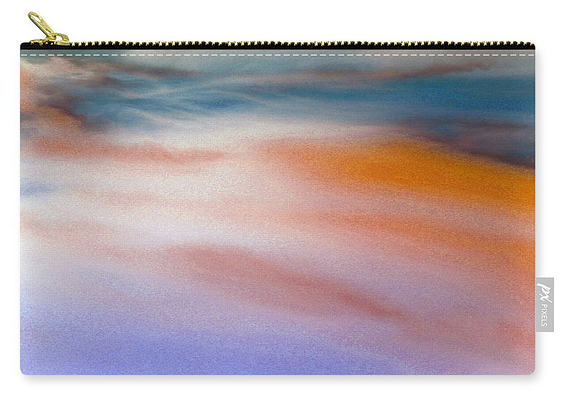 Sky Carry-all Pouch featuring the photograph New Day by Munir Alawi