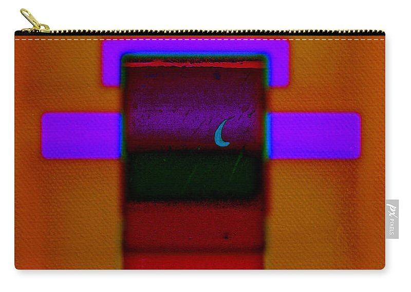 Rothko Carry-all Pouch featuring the painting Night On The Nile by Charles Stuart