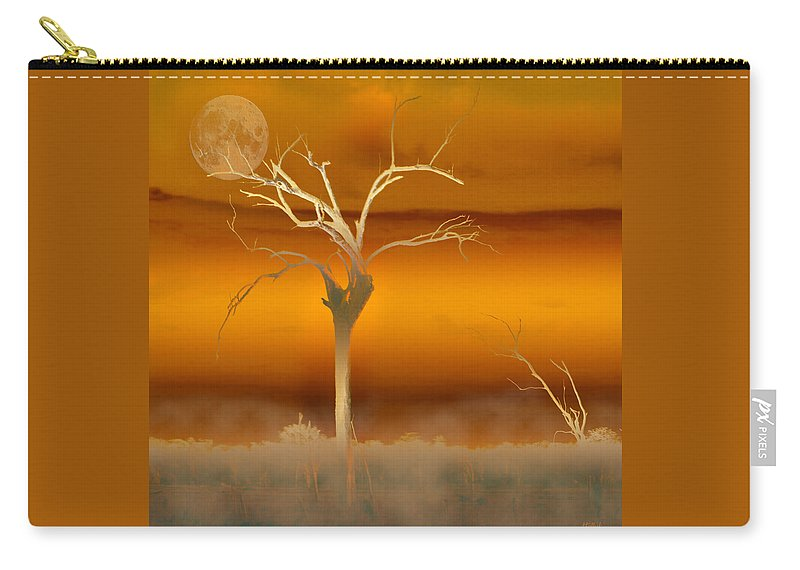 Landscapes Carry-all Pouch featuring the photograph Night Shades by Holly Kempe