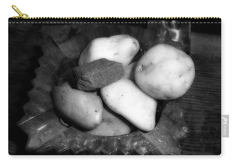 Ashtray Carry-all Pouch featuring the photograph No Excuses by RC DeWinter
