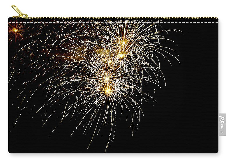 July 4th Carry-all Pouch featuring the photograph Northern Star by Phill Doherty