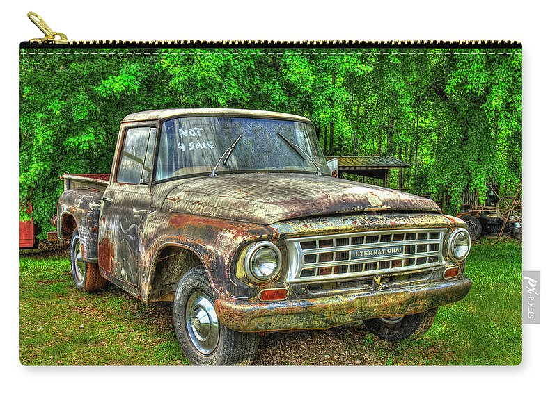 Not For Sale 1965 International Pickup Truck Carry-all Pouch