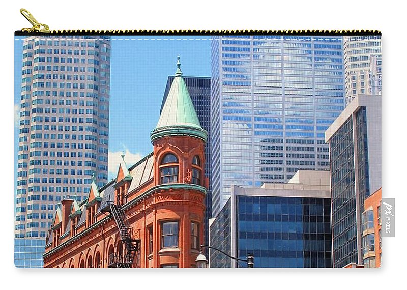 Carry-all Pouch featuring the photograph Not Forgotten by Ian MacDonald