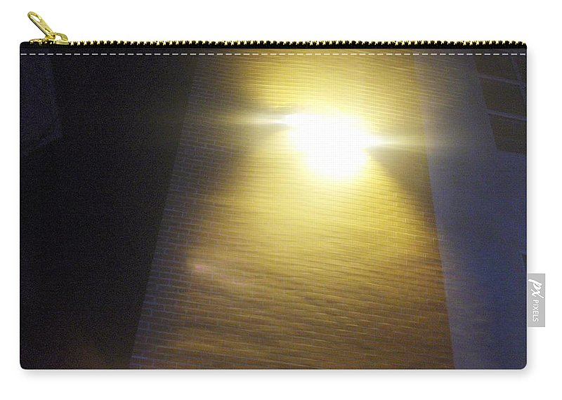 Photograph Carry-all Pouch featuring the photograph Nurse College by Thomas Valentine