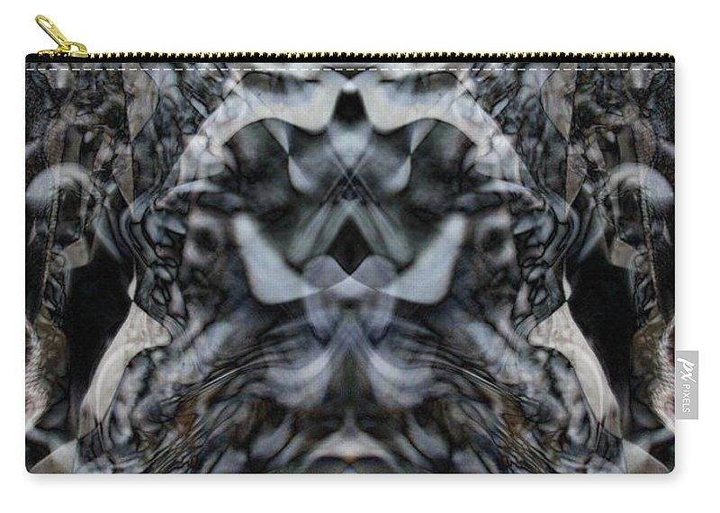 Deep Carry-all Pouch featuring the digital art Oa-4765 by Standa1one