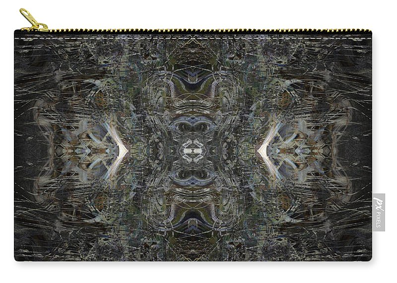 Deep Carry-all Pouch featuring the digital art Oa-4892 by Standa1one