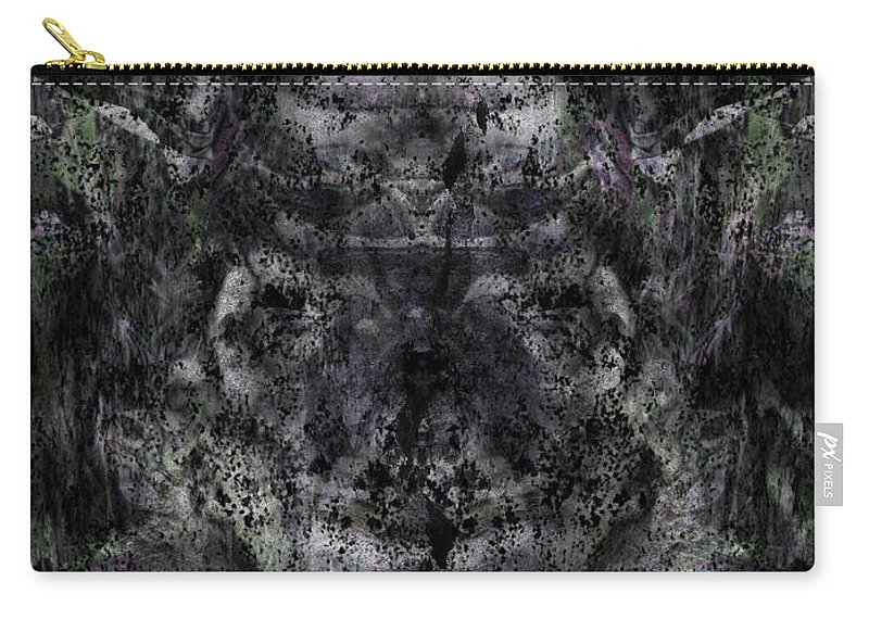 Deep Carry-all Pouch featuring the digital art Oa-6035 by Standa1one