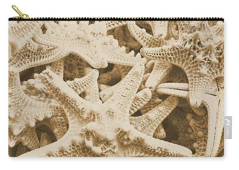 Star Carry-all Pouch featuring the photograph Ocean Angels by JAMART Photography