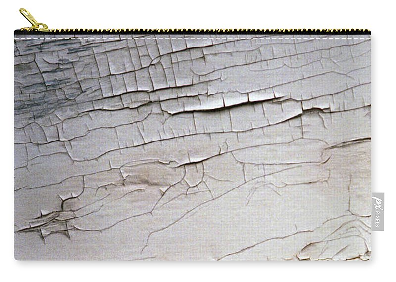Paint Carry-all Pouch featuring the photograph Old Siding by Richard Rizzo