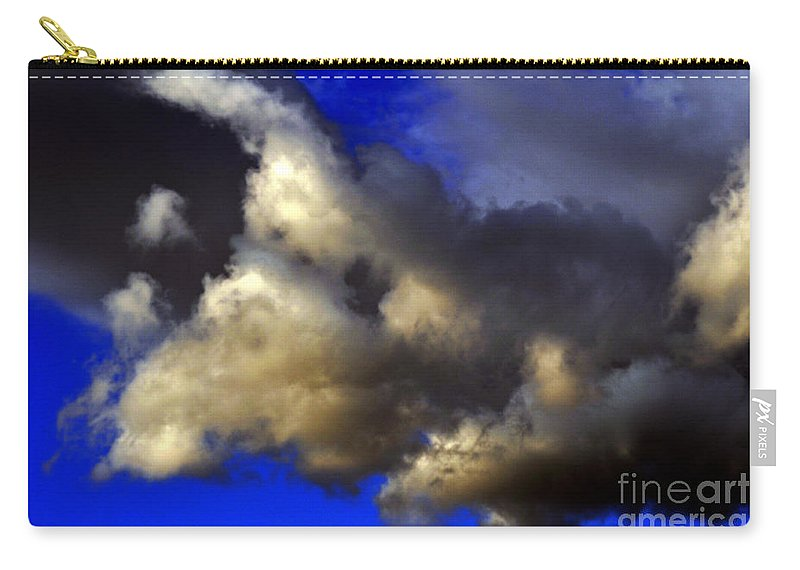 Clay Carry-all Pouch featuring the photograph Ominous by Clayton Bruster