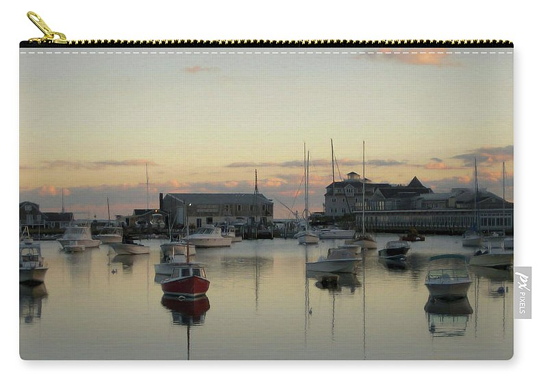 Water Carry-all Pouch featuring the photograph On The Cape by JAMART Photography