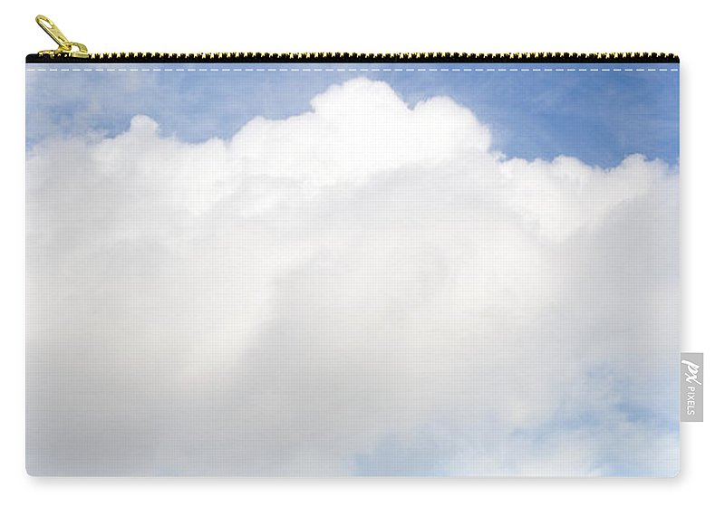 Landscape Carry-all Pouch featuring the photograph One Tree Hill by Mal Bray