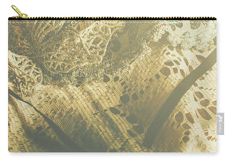 Mask Carry-all Pouch featuring the photograph Operatic Art by Jorgo Photography - Wall Art Gallery
