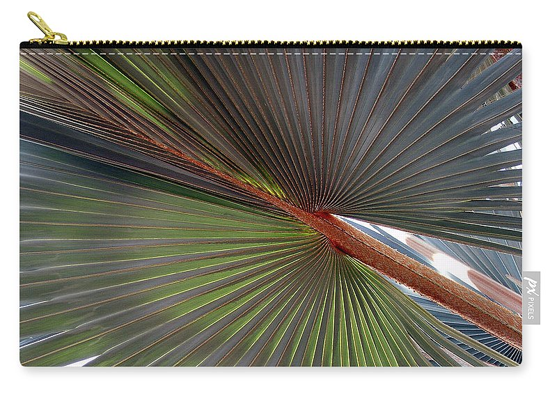 Tree Carry-all Pouch featuring the photograph Palm by Robert Meanor