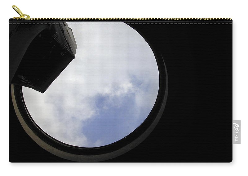 Sky Carry-all Pouch featuring the photograph Panthion Rome Italy by Joseph Mari