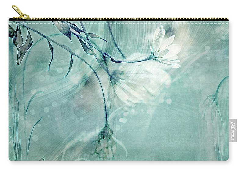 Peace And Harmony Carry-all Pouch featuring the photograph Peace And Harmony by Linda Sannuti