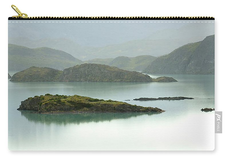 Landscape Carry-all Pouch featuring the photograph Peace by Kedar Munshi