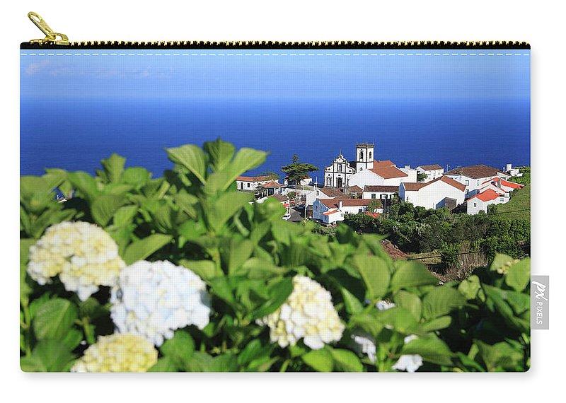 Pedreira Do Nordeste Carry-all Pouch featuring the photograph Pedreira Do Nordeste by Gaspar Avila