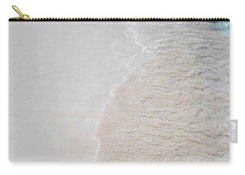 Sand Carry-all Pouch featuring the photograph Perfection by Margaret Bobb