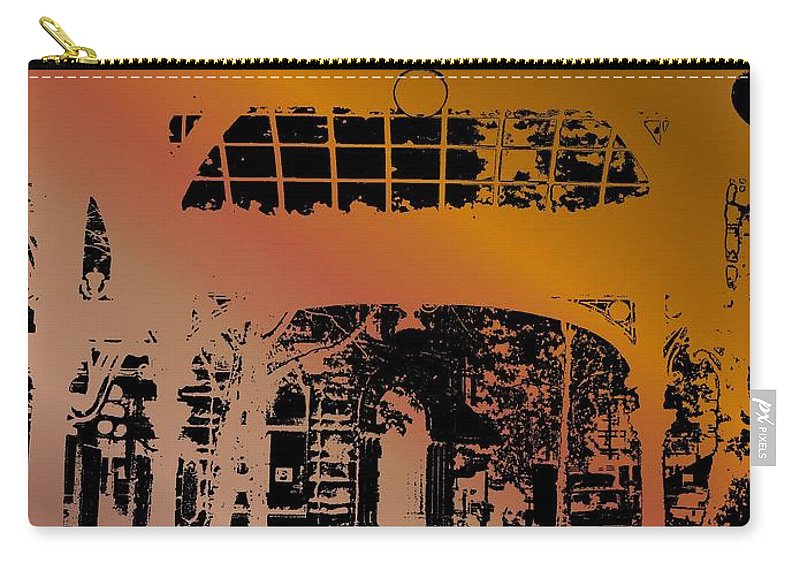 Seattle Carry-all Pouch featuring the photograph Pergola 2 by Tim Allen
