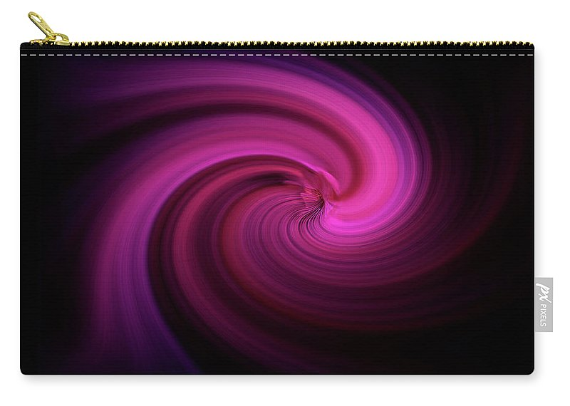Digitalimage Carry-all Pouch featuring the digital art Phantasia by Tony Svensson
