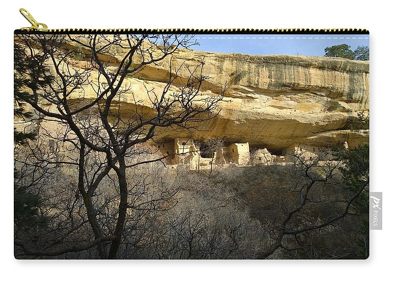 Carry-all Pouch featuring the photograph Pic 5 by Judy Henninger
